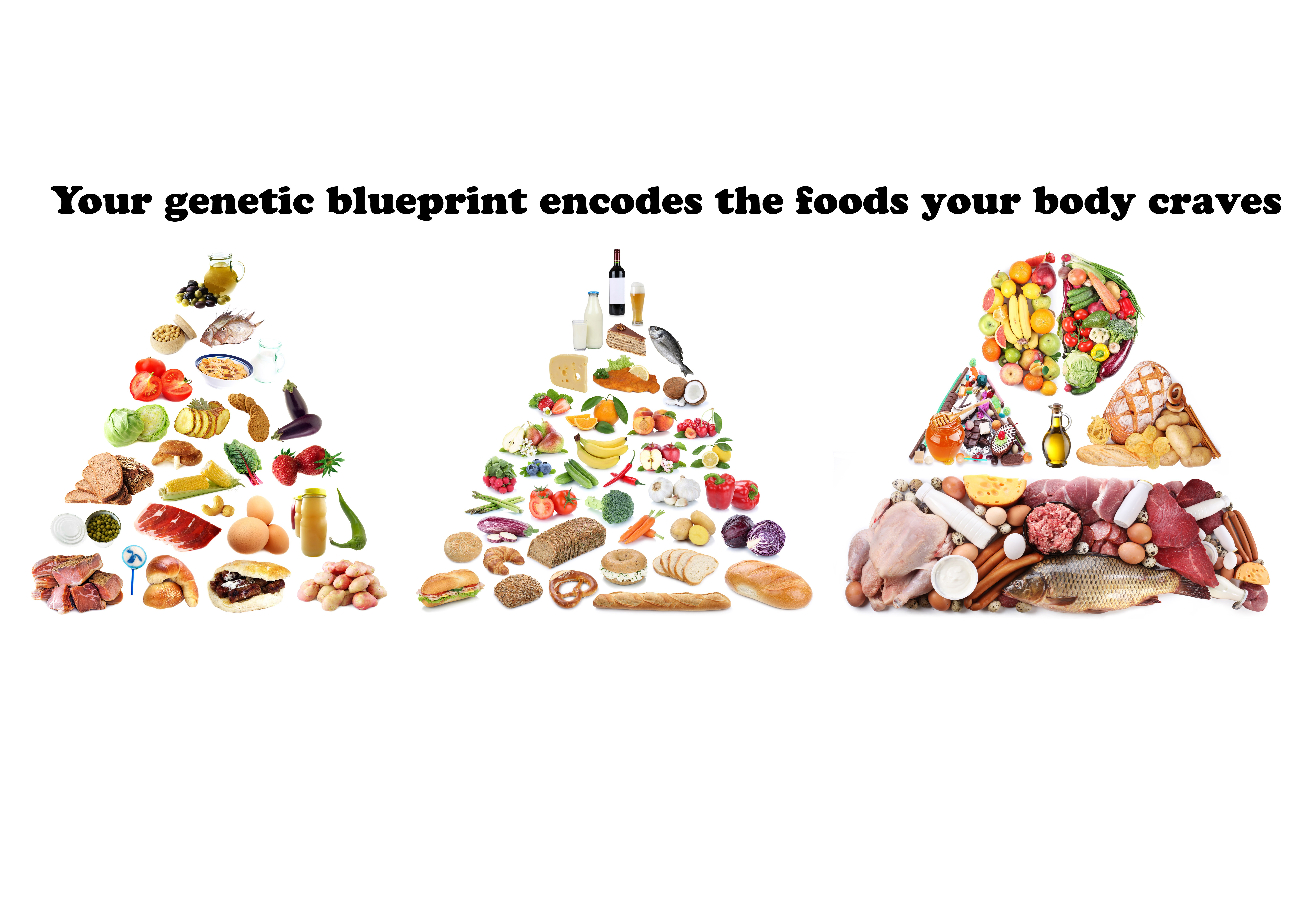 Which food pyramid is for you?